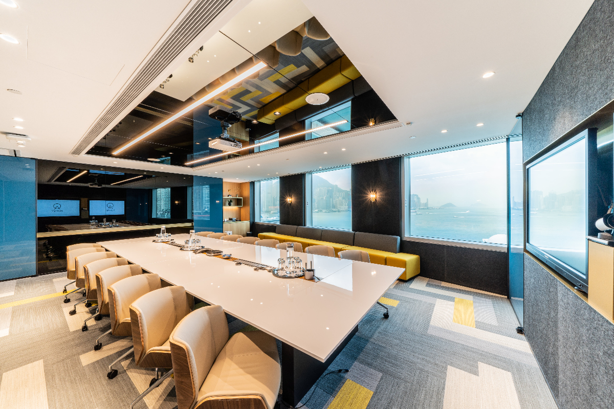 Harbour view multi-functional meeting room