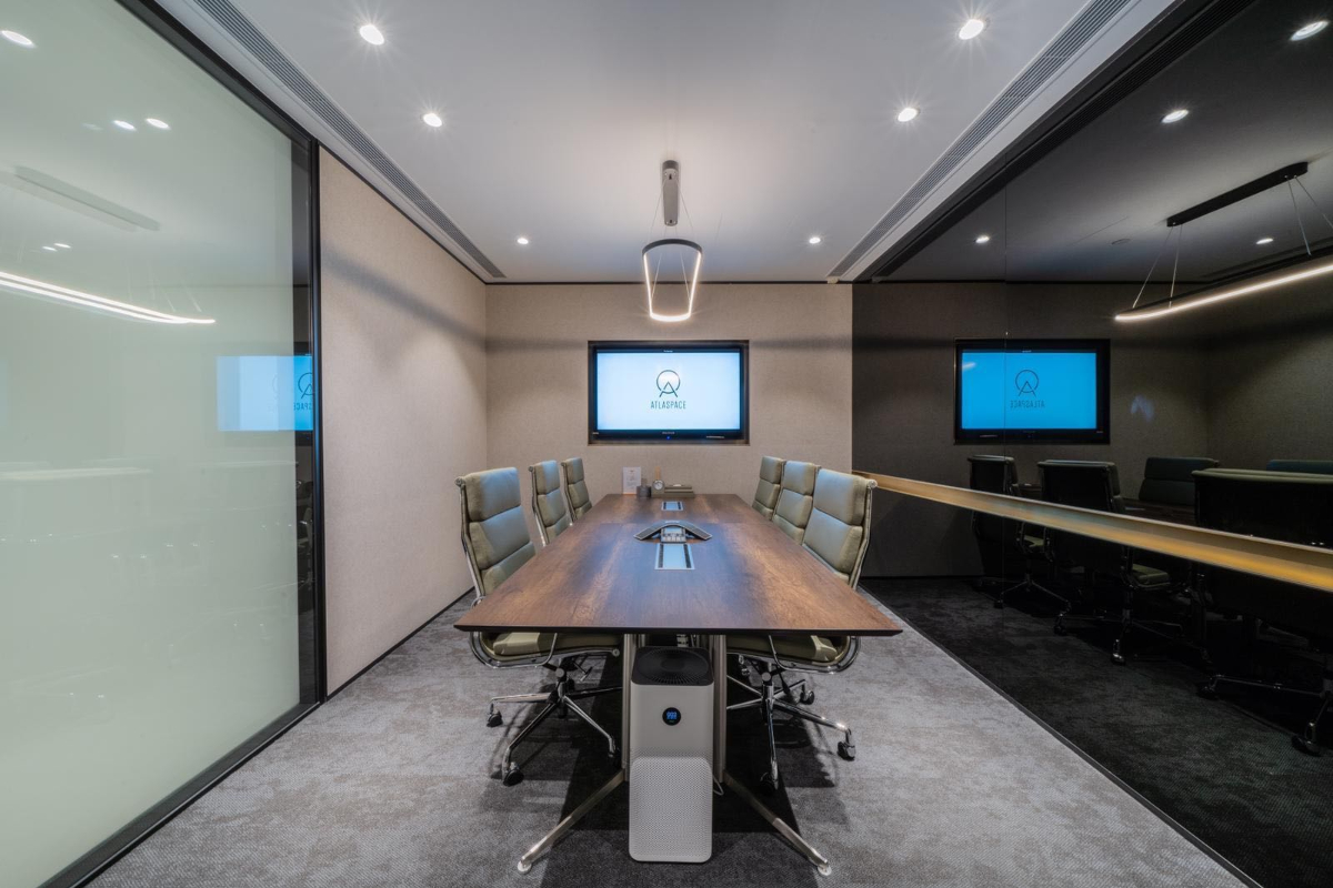 Multi-functional meeting room