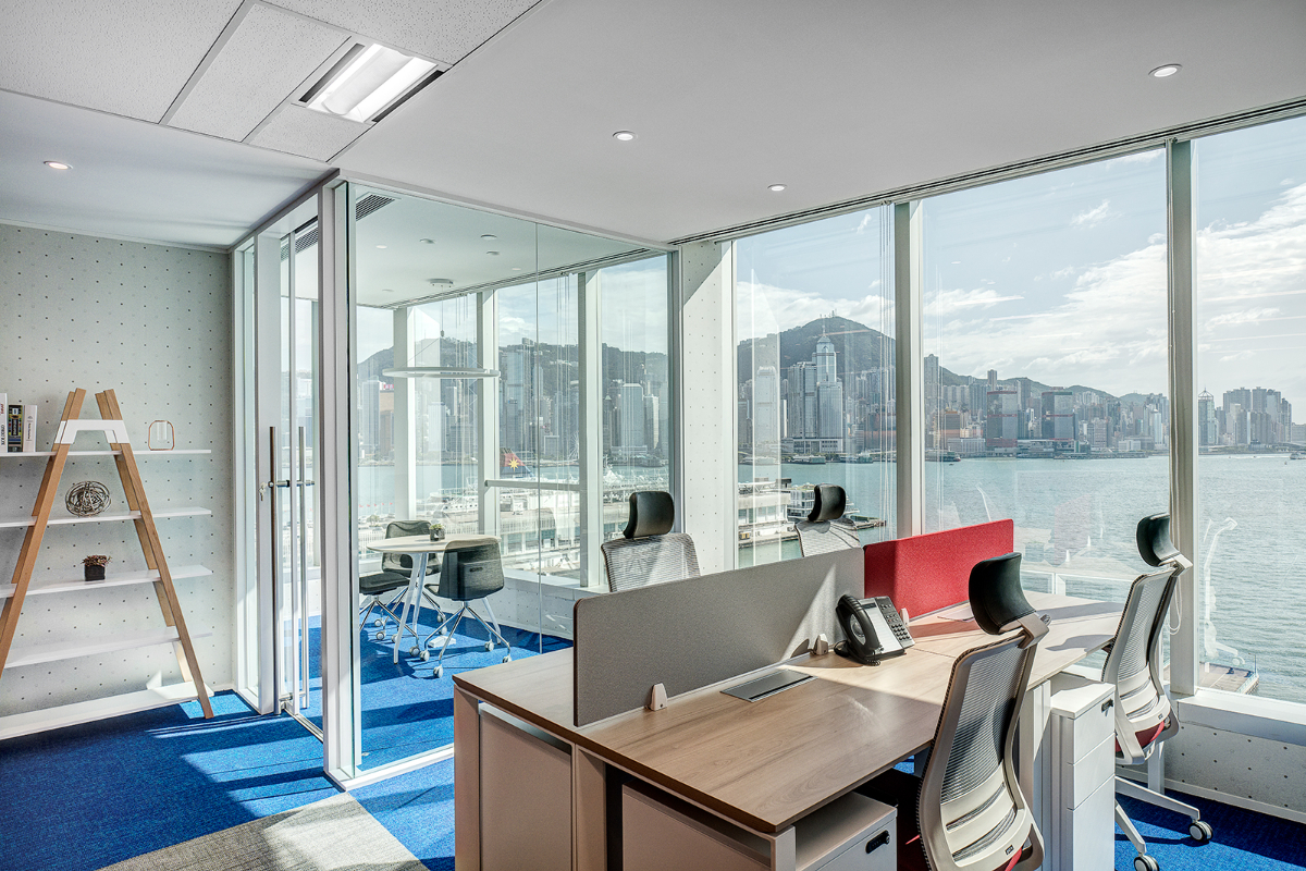 Harbour view private office suite
