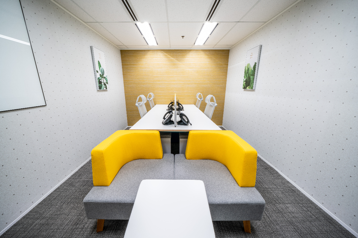 Standard internal private office